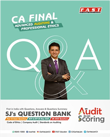 Books With Digital Notes - Question Bank for Audit
