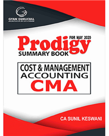 Cost & Management Accounting Summary Book