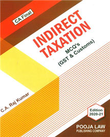 Indirect Taxation MCQs On GST And Customs