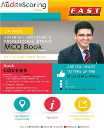 Audit MCQ Book 3.0 With Answer Keys