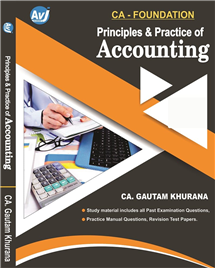 Principal and Practice of Accounting