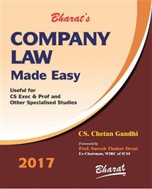 Company Law Made Easy