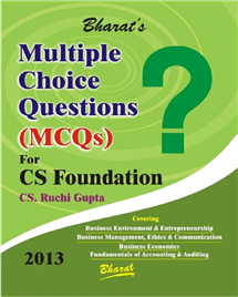Multiple Choice Questions for CS Foundation