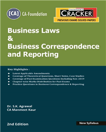 Cracker - Business Laws & Business Correspondence and Reporting