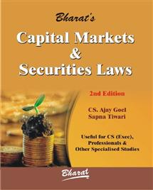 Capital Market & Securities Laws
