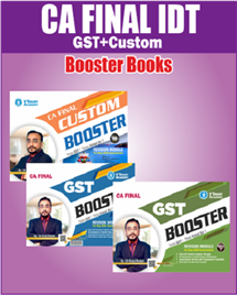 IDT (Set of 3 Booster Books)
