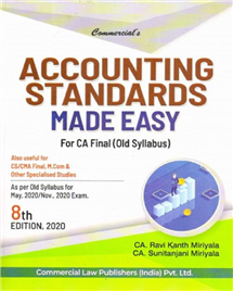 Accounting Standards Made Easy