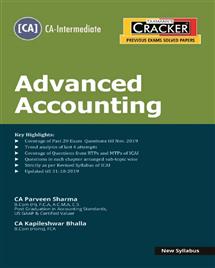 Cracker - Advanced Accounting