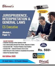 Jurisprudence, Interpretation & General Laws