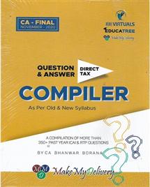 Nov - 20 - Direct Tax Q/A Compiler