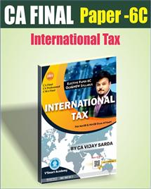 International Taxation 6C