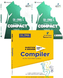 Nov - 20 - DT Combo COMPACT & Q/A Compiler (Set of 3 Books)