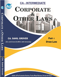 Corporate and Other Laws Part-1