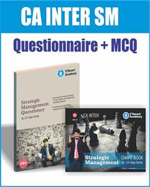 Strategic Management (SM) Questionnaire + MCQ + Charts Book