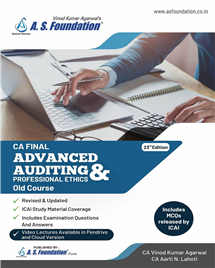 E-Book Audit Old Syllabus