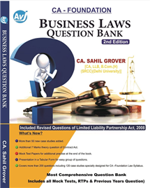 Business Laws Questions Bank