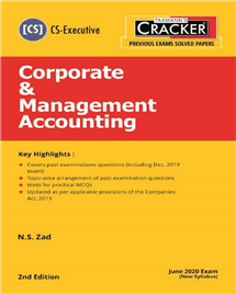 Cracker - Corporate & Management Accounting