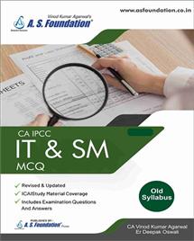 IPCC IT & SM - MCQ's Book (Group 2)