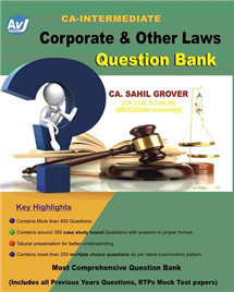 Corporate & Other Laws Question Bank
