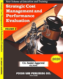 Strategic Cost Management and Performance Evaluation (Set of 2 Volumes)