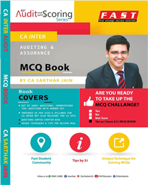 Audit MCQ Book with Answer Keys