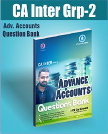 Advanced Accounts – Questions Bank