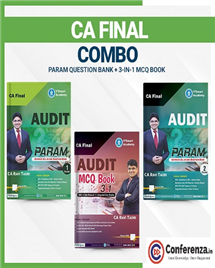 PARAM Question Bank + 3-IN-1 MCQ Book