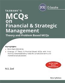 MCQs on Financial & Strategic Management