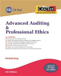 Cracker - Advanced Auditing & Professional Ethics