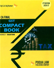 Indirect Taxation Compact Book on GST