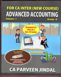Advanced Accounts (Set of 2 Volumes)