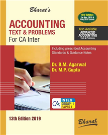 Accounting for Text and Problems