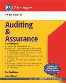 Auditing & Assurance (Main Book)