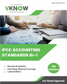 IPCC Accounting Standards (Group 1)