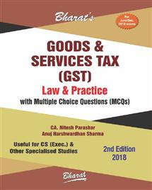 GST Law & Pracrtice