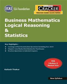 Cracker - Business Mathematics Logical Reasoning & Statistics