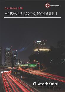 SFM Answer Book Module 1