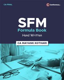 SFM Formula Book